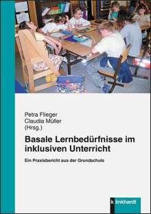 Basale Lernbedürfnisse im inklusiven Unterricht, Buch