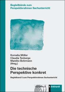 Die technische Perspektive konkret, Buch