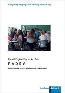 Rudolf Englert: R-A-D-E-V, Buch