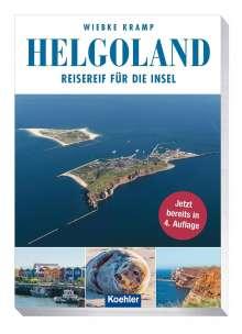 Wiebke Kramp: Helgoland, Buch