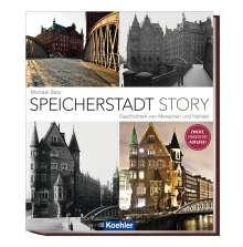 Michael Batz: Speicherstadt Story, Buch