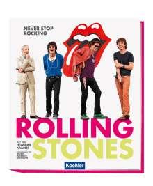 Howard Kramer: Rolling Stones, Buch