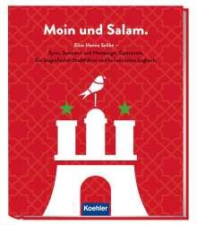 Elias Hanna Saliba: Moin und Salam, Buch