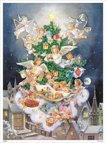 "Adventskalender ""Vom Himmel Hoch"", Kalender"