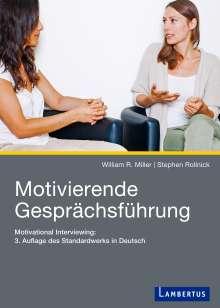 William R. Miller: Motivierende Gesprächsführung, Buch