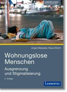Jürgen Malyssek: Wohnungslose Menschen, 1 Buch und 1 Diverse