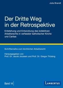 Julia Brandt: Der Dritte Weg in der Retrospektive, Buch