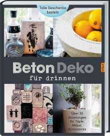 Camilla Arvidsson: Beton - Deko für drinnen, Buch