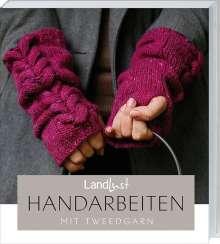 Landlust - Handarbeiten mit Landlust-Tweedgarn, Buch