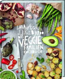 Sara Ask: Das Veggie-Familienkochbuch, Buch