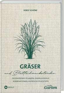 Horst Schöne: MDR Garten - Gräser, Buch