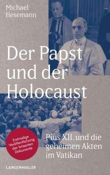 Michael Hesemann: Der Papst und der Holocaust, Buch