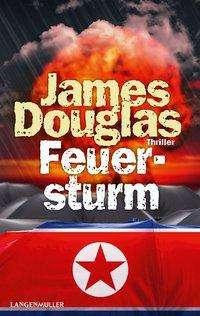 James Douglas: Feuersturm, Buch
