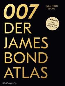 Siegfried Tesche: 007. Der James Bond Atlas, Buch