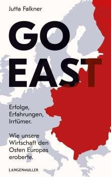 Jutta Falkner: Go East, Buch