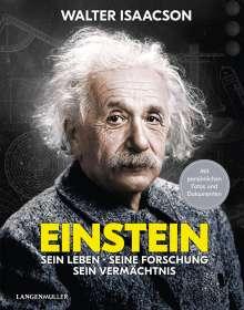 Walter Isaacson: Einstein: Sein Leben, seine Forschung, sein Vermächtnis, Buch