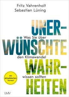 Fritz Vahrenholt: Unerwünschte Wahrheiten, Buch