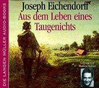Eichendorff,Joseph von:Aus dem Leben eines Taugenichts, CD