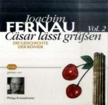 Joachim Fernau: Cäsar lässt grüßen 2, CD