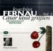Joachim Fernau: Cäsar läßt grüßen 3, CD