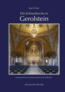 Jürgen Krüger: Die Erlöserkirche in Gerolstein, Buch