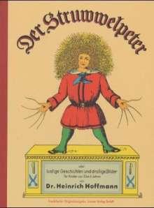 Heinrich Hoffmann: Der Struwwelpeter, Buch