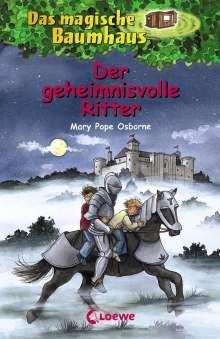 Mary Pope Osborne: Das magische Baumhaus 02. Der geheimnisvolle Ritter, Buch
