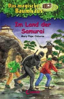 Mary Pope Osborne: Das magische Baumhaus 05. Im Land der Samurai, Buch