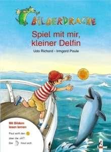 Udo Richard: Bilderdrache. Spiel :Richard, Udo; Paule,, Buch
