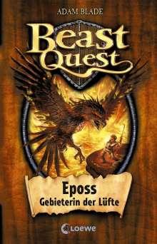 Adam Blade: Beast Quest 06. Eposs, Gebieterin der Lüfte, Buch