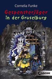 Cornelia Funke: Gespensterjäger 03 in der Gruselburg, Buch