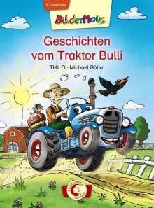 Thilo: Bildermaus - Geschichten vom Traktor Bulli, Buch