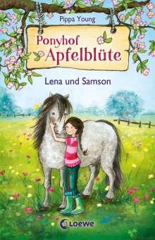 Pippa Young: Ponyhof Apfelblüte 01. Lena und Samson, Buch