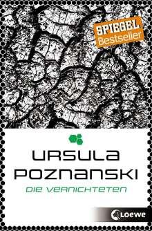 Ursula Poznanski: Die Vernichteten, Buch