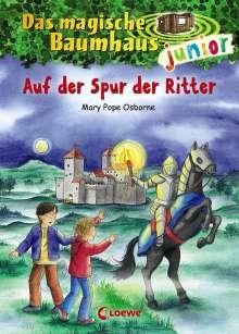 Mary Pope Osborne: Das magische Baumhaus junior 02 - Auf der Spur der Ritter, Buch
