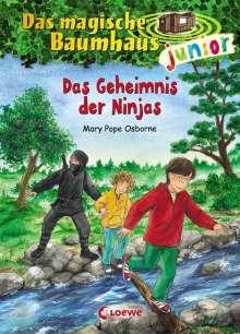 Mary Pope Osborne: Das magische Baumhaus junior 05 - Das Geheimnis der Ninjas, Buch