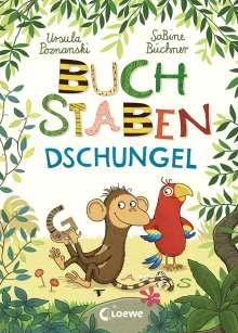 Ursula Poznanski: Buchstabendschungel, Buch