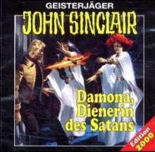 Damona, Dienerin des Satans. CD, CD
