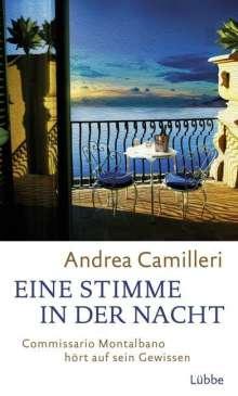 Andrea Camilleri (1925-2019): Eine Stimme in der Nacht, Buch