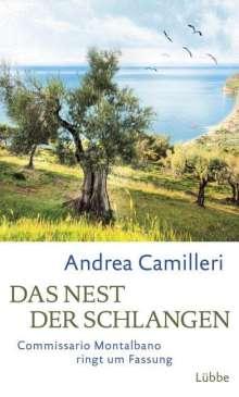 Andrea Camilleri (geb. 1925): Das Nest der Schlangen, Buch