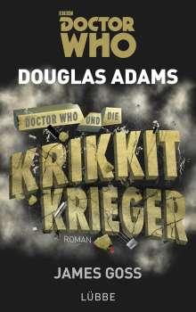 Douglas Adams: Doctor Who und die Krikkit-Krieger, Buch