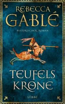 Rebecca Gablé: Teufelskrone, Buch