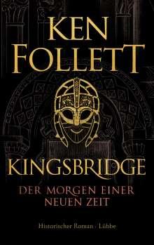 Ken Follett: The Evening and the Morning - deutsche Ausgabe, Buch