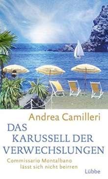Andrea Camilleri (1925-2019): Das Karussell der Verwechslungen, Buch