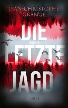 Jean-Christophe Grangé: Die letzte Jagd, Buch