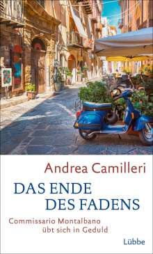 Andrea Camilleri (1925-2019): Das Ende des Fadens, Buch