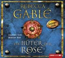 Rebecca Gablé: Die Hüter der Rose, 10 CDs