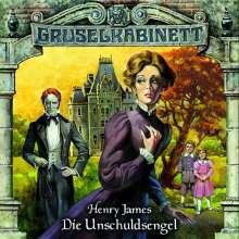 Henry James: Gruselkabinett 05. Die Unschuldsengel. CD, CD