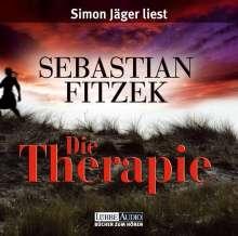 Sebastian Fitzek: Die Therapie, 4 CDs