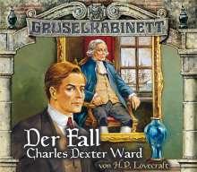 H. P. Lovecraft: Der Fall Charles Dexter Ward, 2 CDs